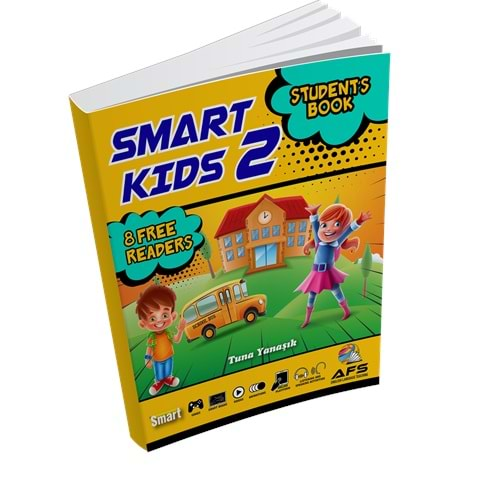 AFS Smart Kids 2 Student's Book