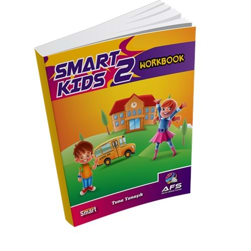 AFS Smart Kids 2 Workbook