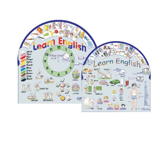 Word Wheel (Learn Eng.)