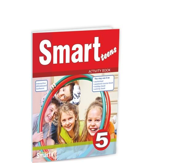Smart Teens 5 Activity Book